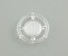 Ersatzglas klar rund