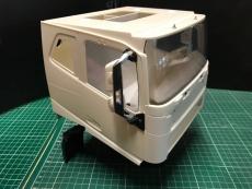 Volvo FH16 Fahrerhausboden + Trennwand + Sitzkonsole