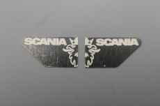 Scania Emblem Muster