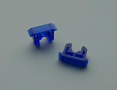2 Stück Frontblitzer blau 1:14