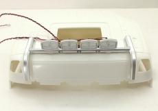 Alu Dachlampenbügel für Volvo FH16 1:14