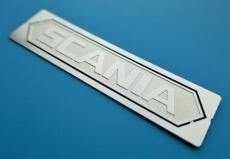 Scania Old School Logo Decal Metal Ätzmotiv 1:14