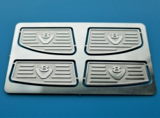 Scania V8 Trittbrett 1:14
