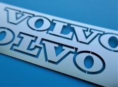 Volvo FH16 750 Frontlogo Grill Emblem Ätzgitter 1:14