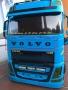 Für Volvo FH16 Grill Clean mit VOLVO Acryl-Logo im 3D Look
