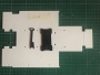 Bausatz Rahmenabdeckung Volvo FH16 2-Achser für Tamiya Getriebe