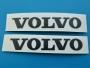 Volvo Schriftzug schwarz