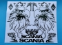 Scania Decal Set Aufkleber