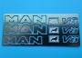 MAN Logo Emblem 1:14